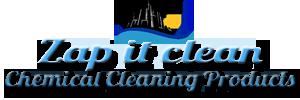 Zap-it-clean Logo